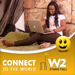 Connect to the World on W2
