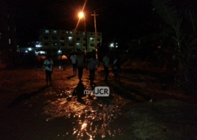 Floods Threatening Residents of KNUST Frontline Hostel